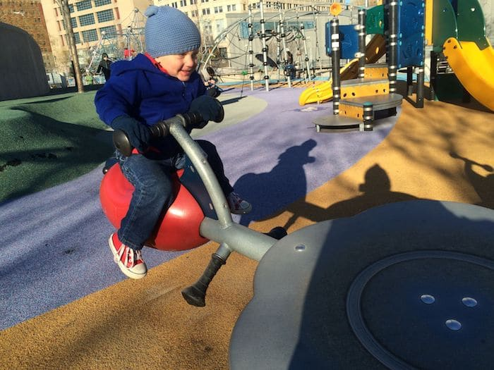 Hudson River Park Pier 25 Playground. ROAM THE GNOME Family Travel Website. Hundreds of fun ideas and activities to help you plan and book your next family vacation or weekend adventure.