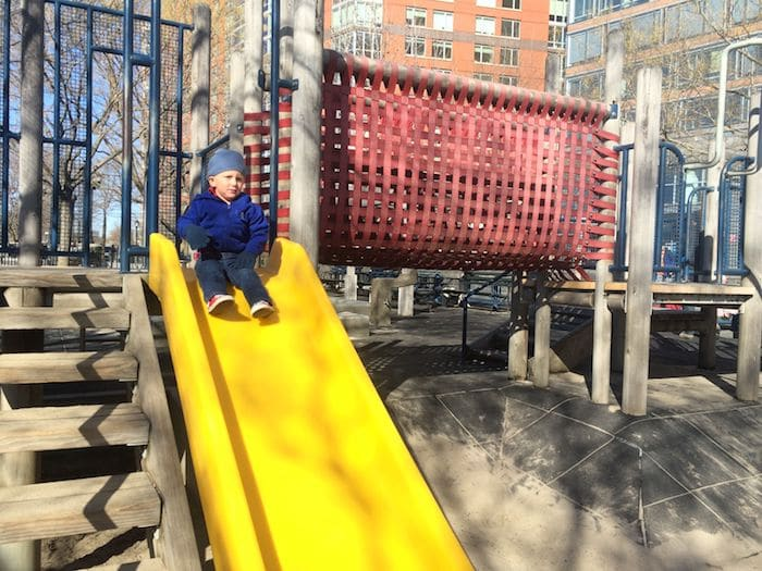 Norman A. Rockefeller Park Playground. ROAM THE GNOME Family Travel Website. Hundreds of fun ideas and activities to help you plan and book your next family vacation or weekend adventure