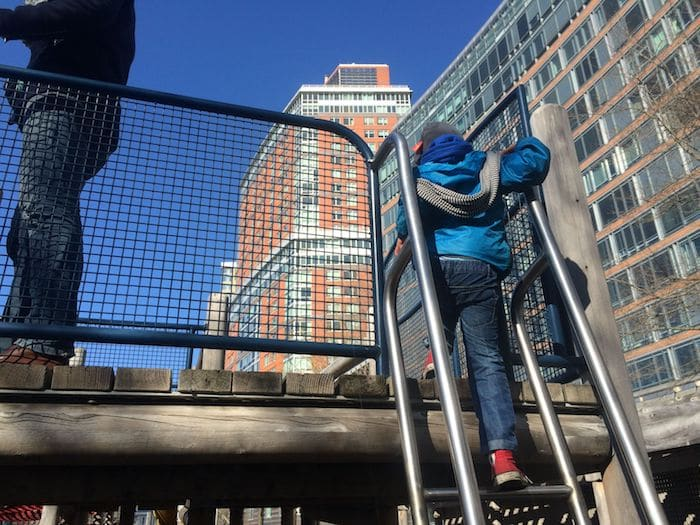 Rockefeller Park Playground is fun for kids. ROAM THE GNOME Family Travel Website. Hundreds of fun ideas and activities to help you plan and book your next family vacation or weekend adventure