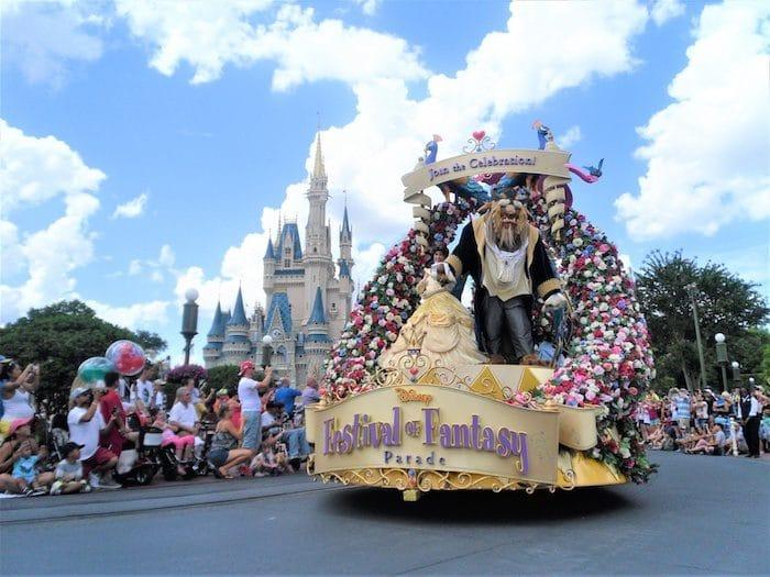 disney world florida parade