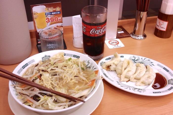 tokyo station ramen street noodles