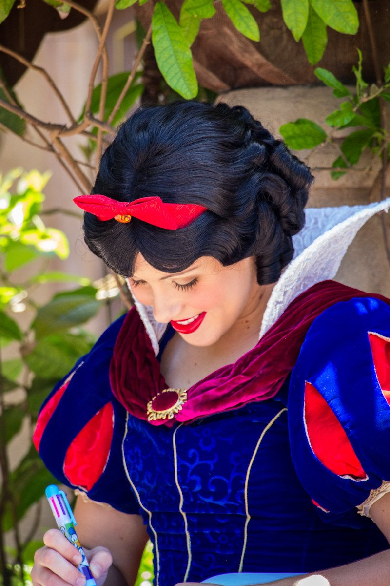 snow white by harshlight