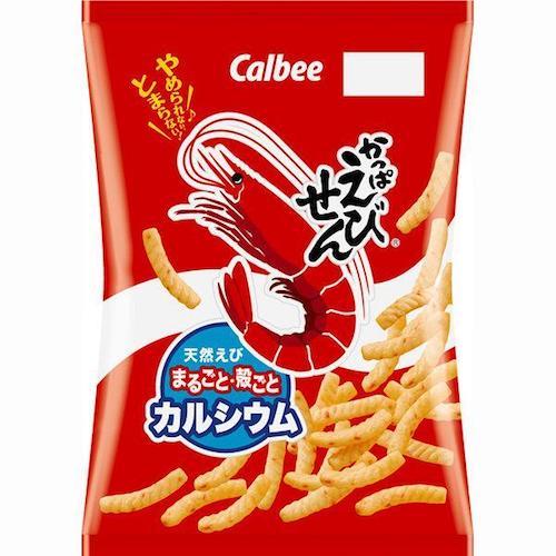 calbee kappa ebisen japanese snacks pic