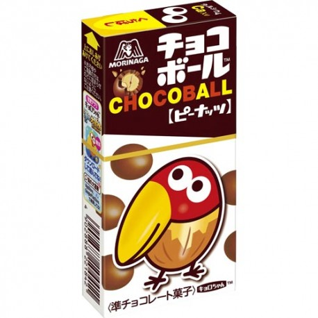 chocoball peanut japanese chocolate pic