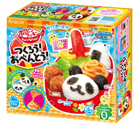 Popin cookin japanese candy DIY candy kits