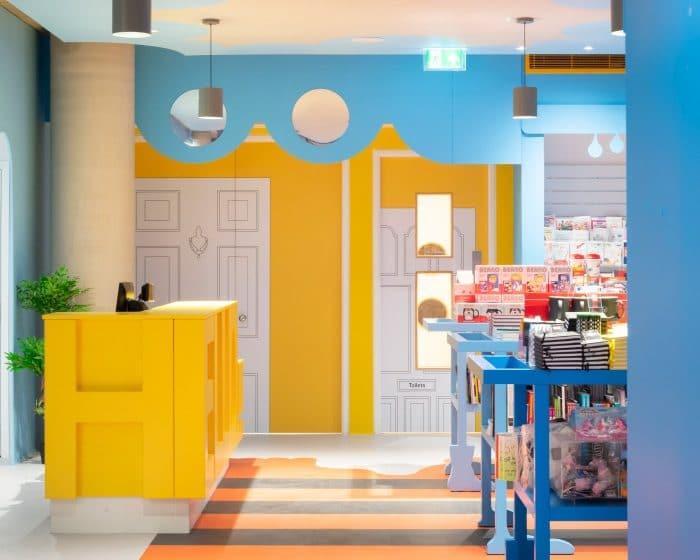 london cartoon - museums in london for kids