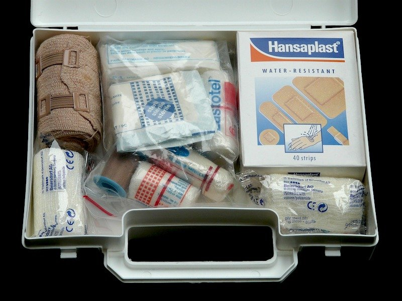 first aid kit for bali belly