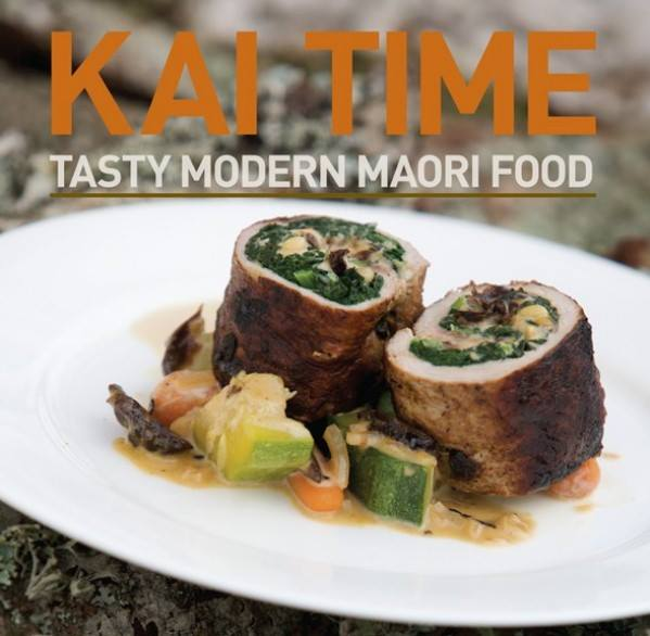traditional maori food