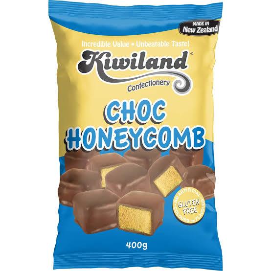 kiwiland choco honeycomb