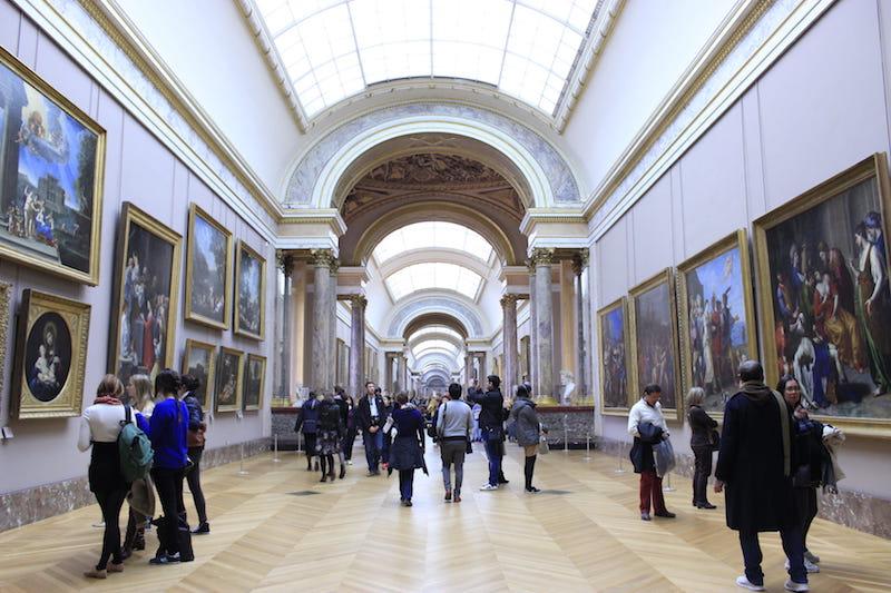 louvre paris museum