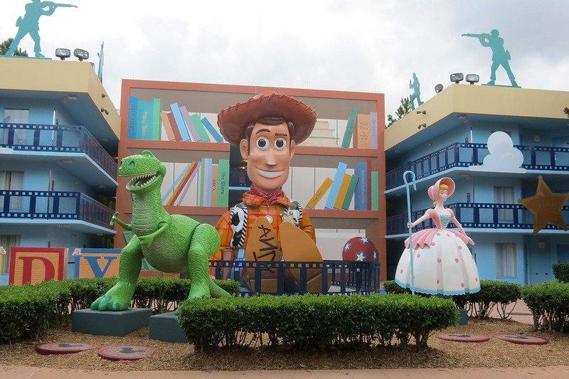 all star movies resort at disney world by lara danielle