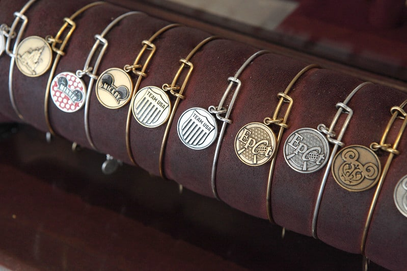 best disney souvenirs - alex and ani bracelets pic