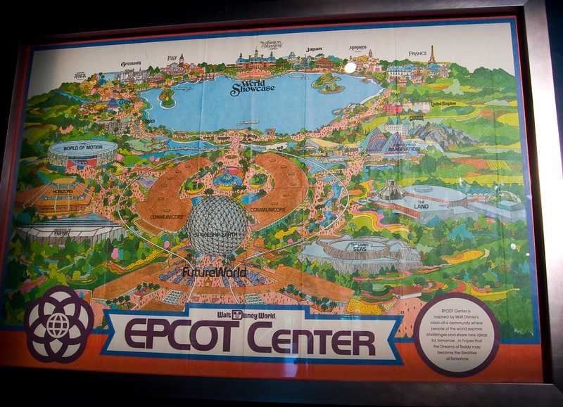 best disney souvenirs - disney maps