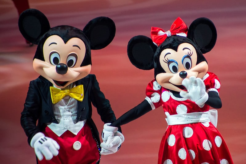 best disney souvenirs - mickey and minnie