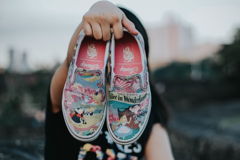 best disney souvenirs - shoes