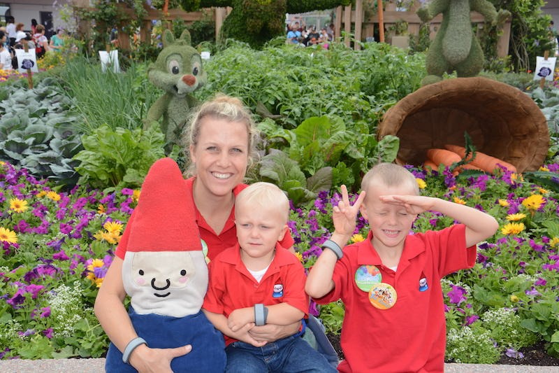 epcot with kids 2015