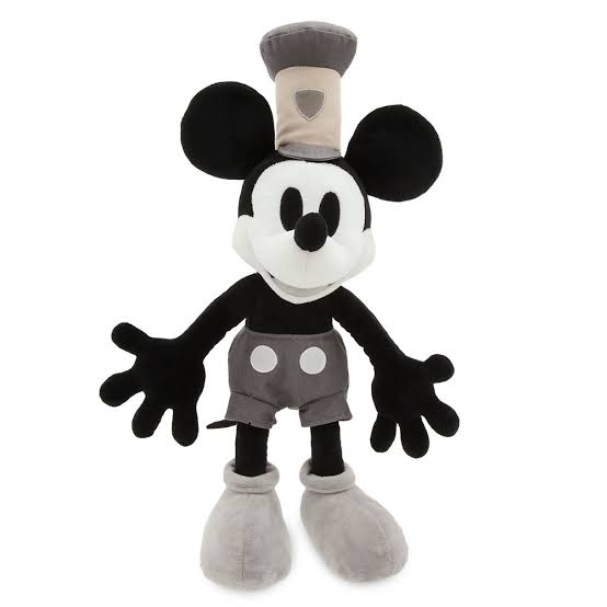 mickey mouse steamboat doll