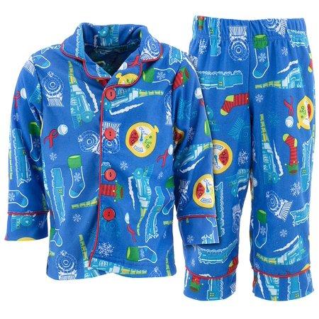 polar express pajamas