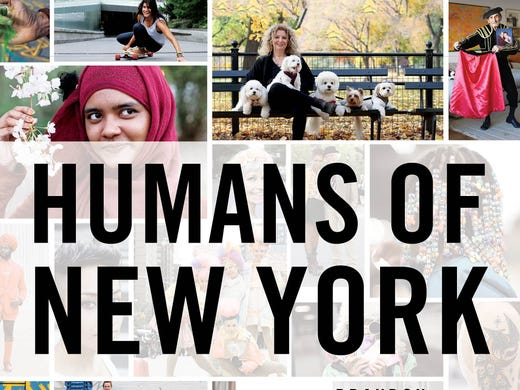 humans of new york book by brandon stanton