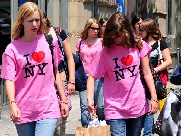i love new york tshirt pic