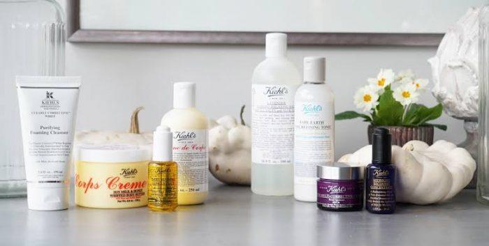 kiehls beauty goods pic