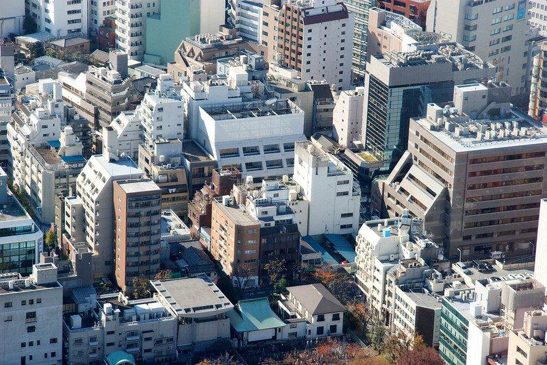 Ikebukuro tokyo city by kimon berlin