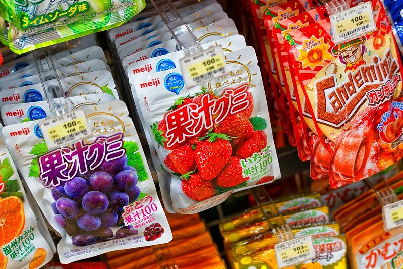 Japanese candy chews by rynse out flickr