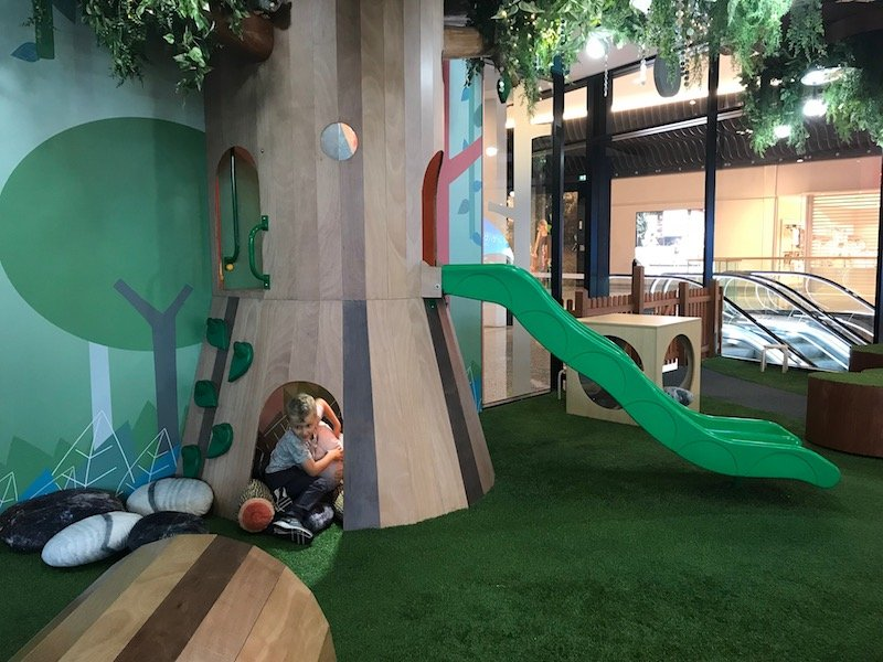 Photo - Tree Top Indoor Robina Play Centre Gold Coast cubby house