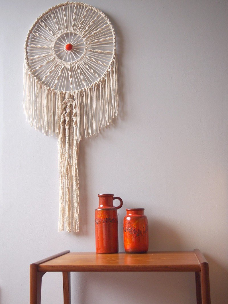bali shopping guide - macrame hanger pic