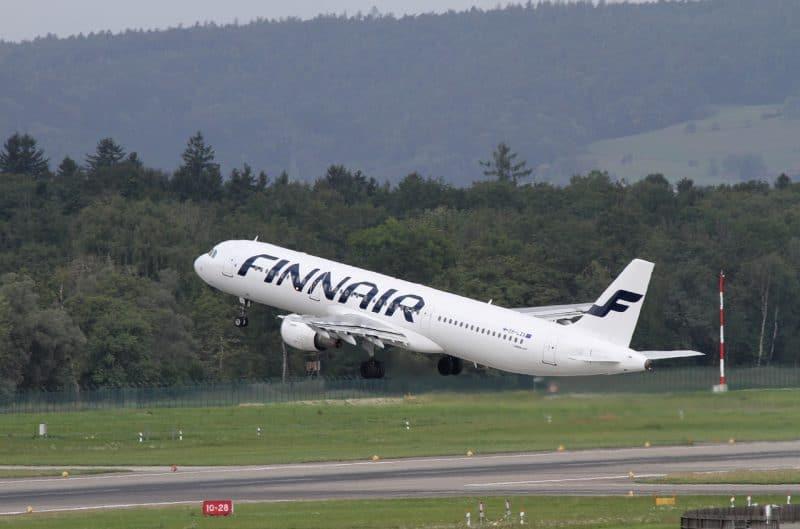 who flies to Rovaniemi - Finnair