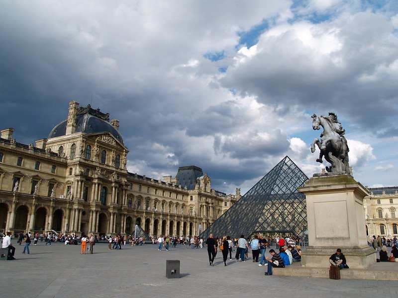 louvre with kids by ernest mcgray jr