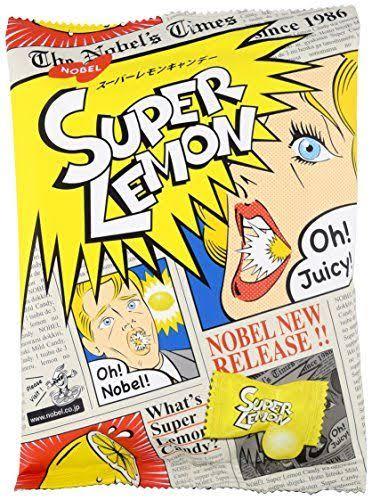 super lemon candy