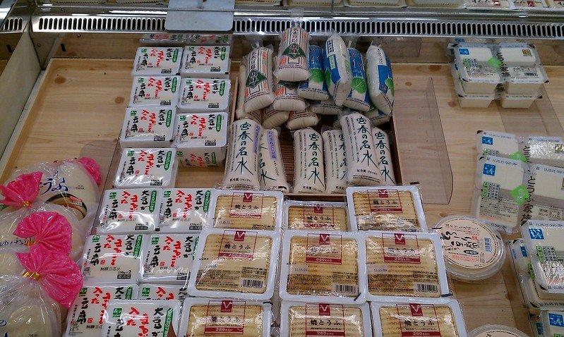 tokyo supermarkets tofu by yuya tamai flickr