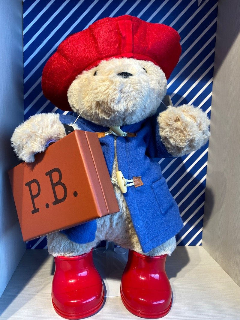 build a bear paddington outfit pic