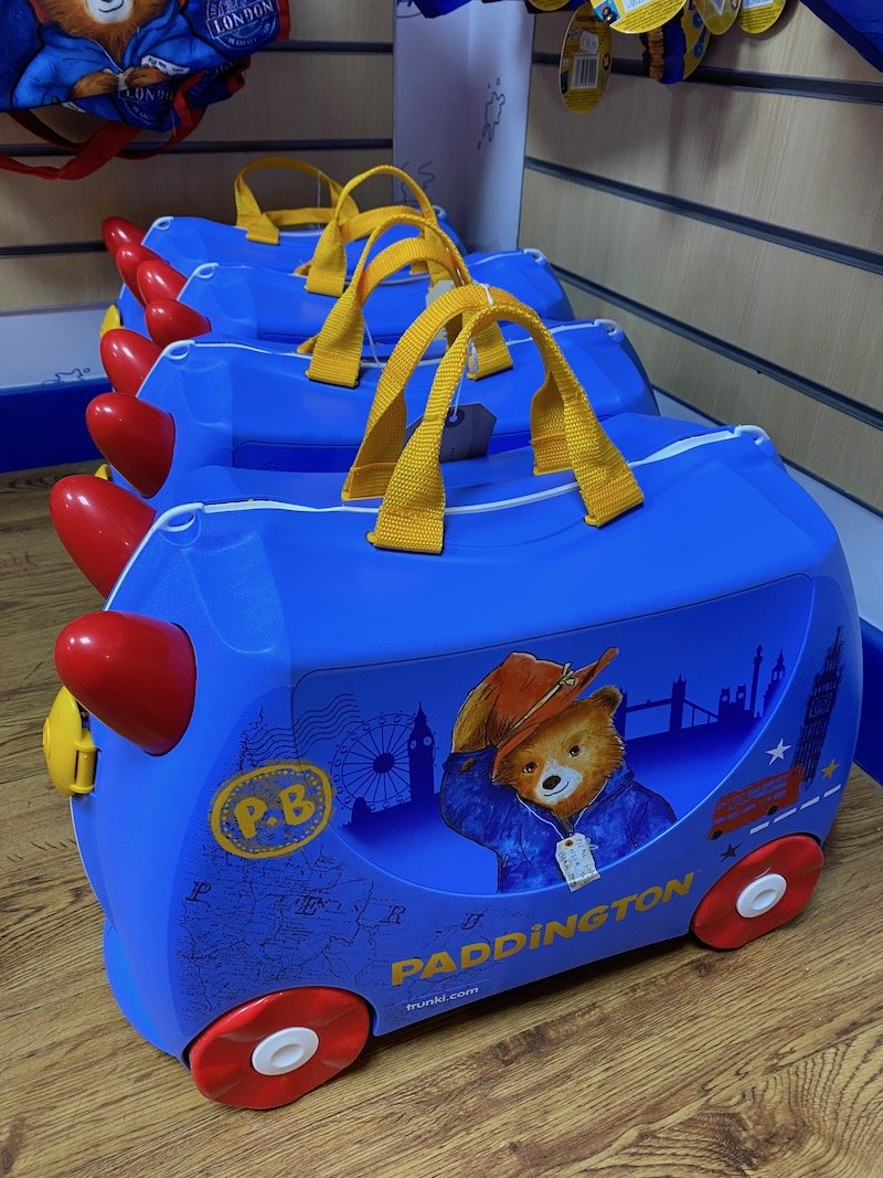 paddington trunki luggage pic