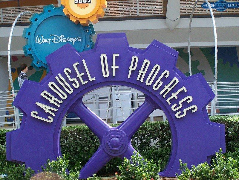 carousel of progress disney world by matt dempsey flickr