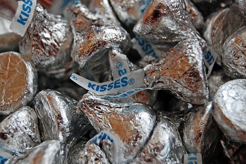 hersheys kisses by jamie