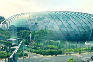 jewel changi airport by steve nagata flickr