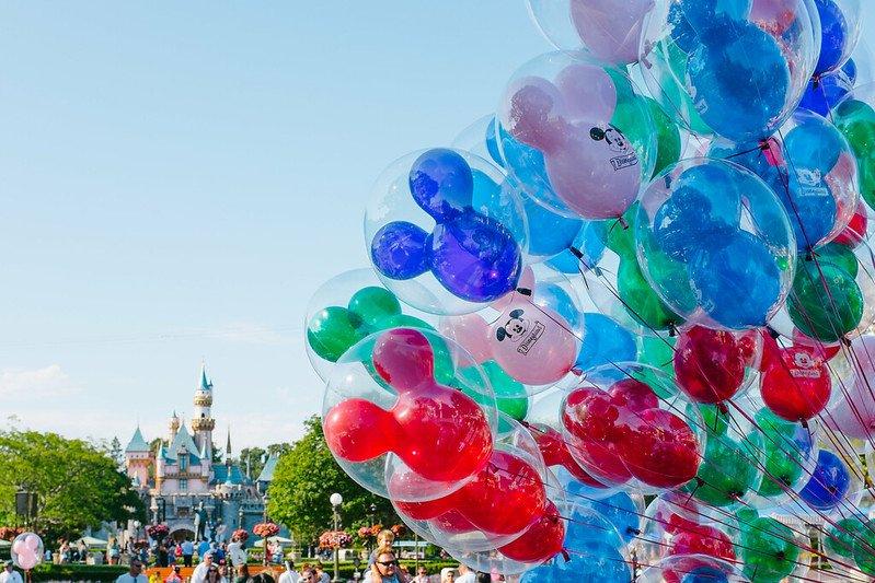mickey balloons by michael saechang