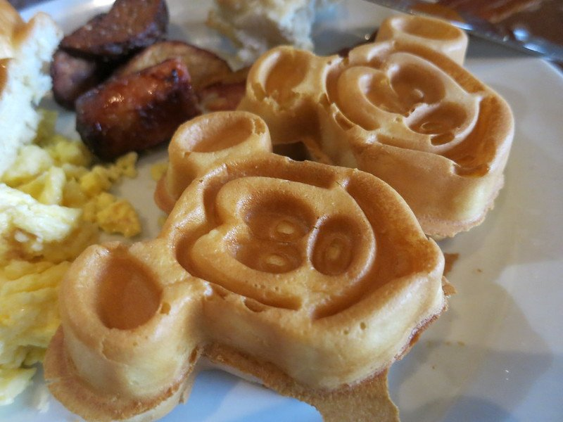 mickey waffles by danuv