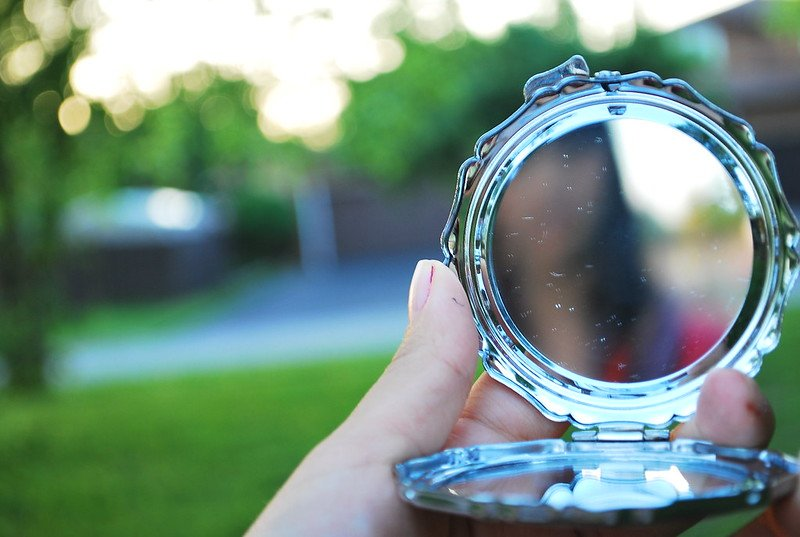 best travel toys for baby - mirror by emilie