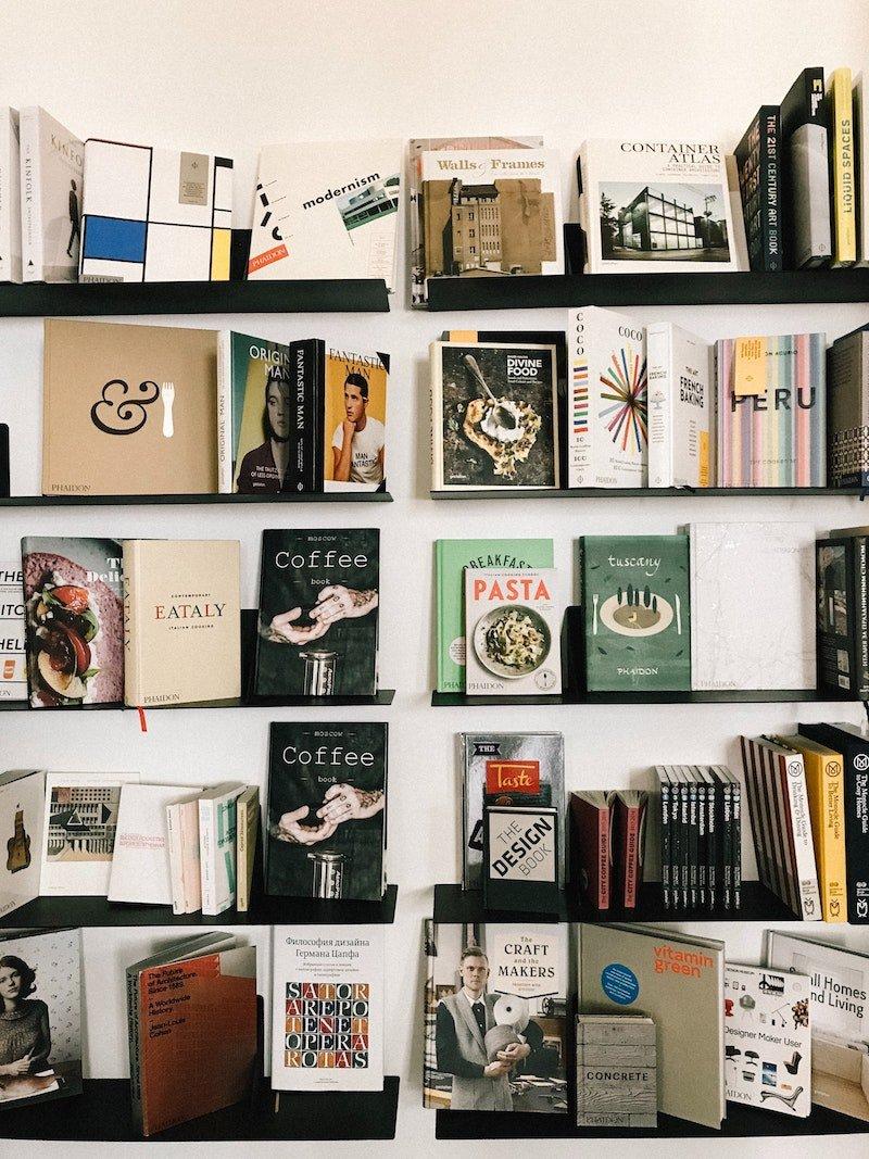 best souvenirs - books by marta dzedyshko pexels