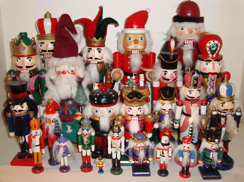 christmas nutcracker collection by jelene morris