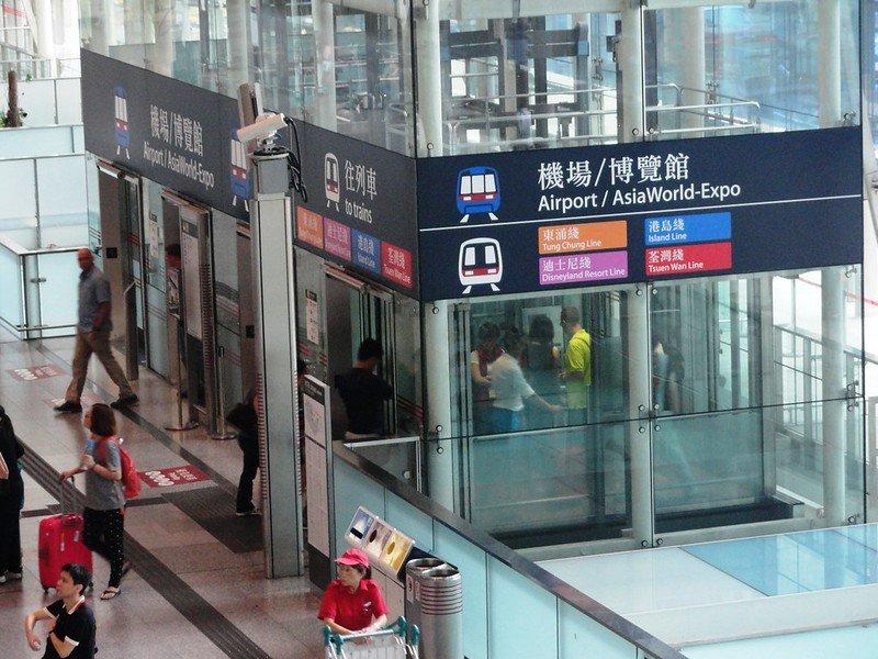 hong kong airport express by fabio achilli flickr