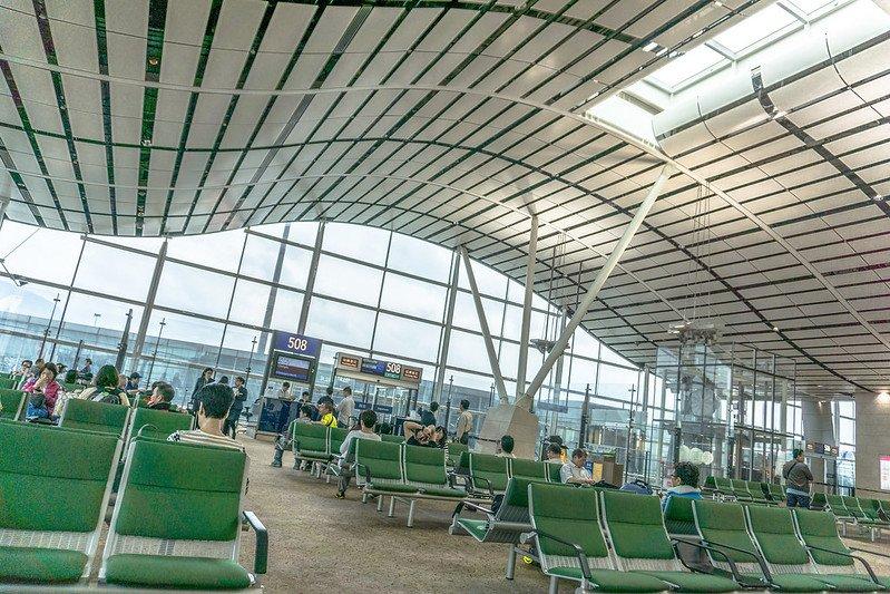 hong kong international airport pic by IQremix