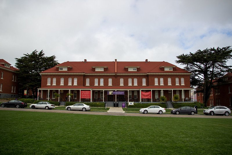 walt disney family museum by harshlight