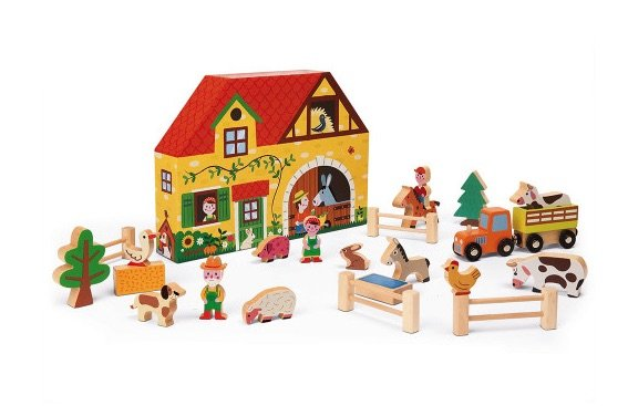 janod toys small world sets pic